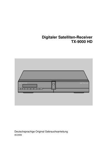 Kaon Digital satellite Receiver manual