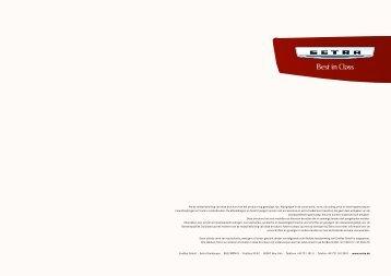 EvoBus GmbH · Setra Omnibusse · BUS/MPM-S · Postbus 90 42 ...