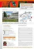 Programm Elektromechanik Kongress 2012 - setron - Page 2