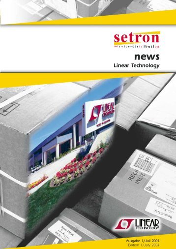 Linear Technology - setron