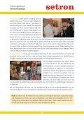 Ausführlicher Bericht von Jennifer Strübig zur electronica 2012 - setron - Page 3