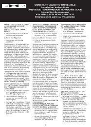 GM Vehicle Theft Deterrent (VTD) Relearn Procedures