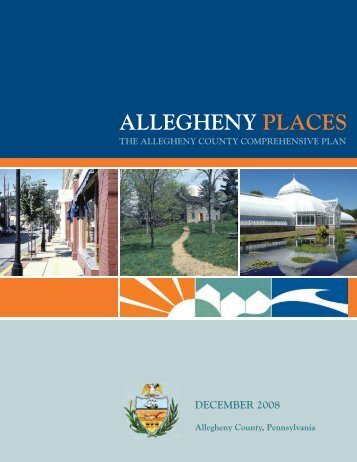 Table of Contents - Allegheny Places