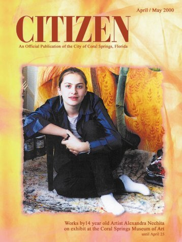 Citizen - City of Coral Springs