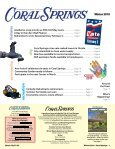 Beautifying our City - City of Coral Springs - Page 3