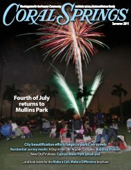Fourth of July returns to Mullins Park - City of Coral Springs