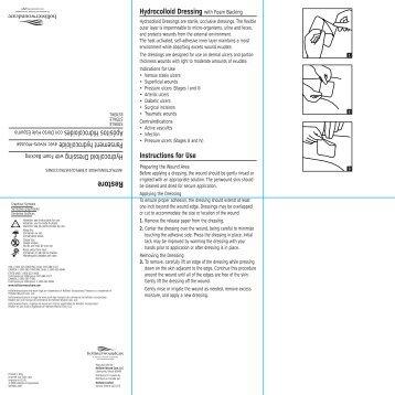 changement de pansement pdf free