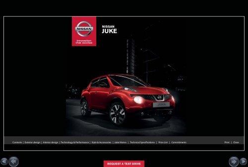 Contents | Exterior design - Nissan