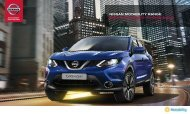 Nissan - Which Mobility Car, Advice and reviews on Motability cars.