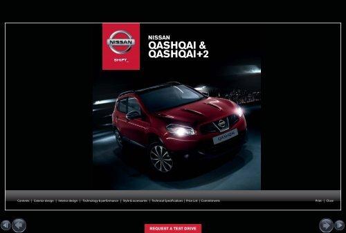 Nissan Qashqai 2 Brochure