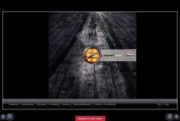 NISSAN 370Z Request a Test Drive
