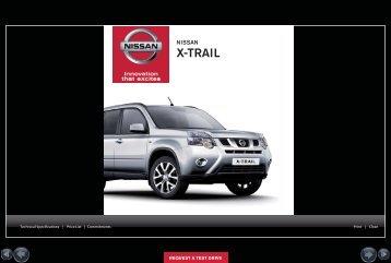 X-TRAIL - Nissan