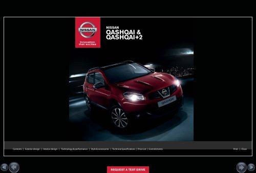 QASHQAI & QASHQAI+2 - Nissan