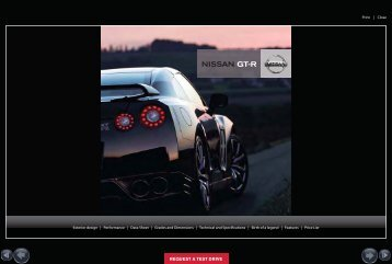 download prices & specifications in pdf - Nissan