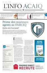 Journal L'Info ACAIQ 03-2008 - oaciq