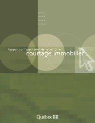 courtage immobilier - Finances