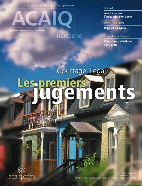 ACAIQ magazine 6/2 - oaciq