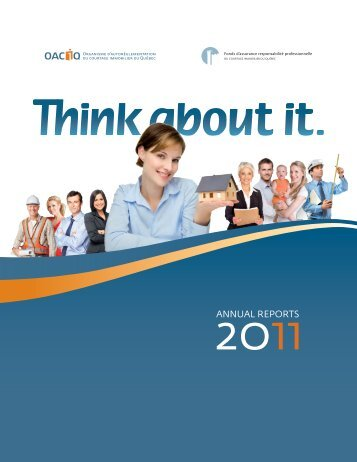 Annual Report 2011 - oaciq