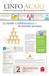 Journal L'Info ACAIQ 07-2008 - oaciq