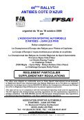 règlement ERC VISA - Page 3