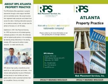 About RPS AtlAntA - Risk Placement Services, Inc.
