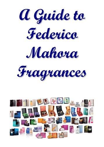 FM Fragrances in Fragrance Group order - ScentsForYou