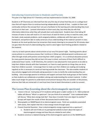 reflection on lesson plan quality for Internship resources programs adhere to the same standards of instructional quality and leadership as those lesson plan analysis guide lesson reflection.