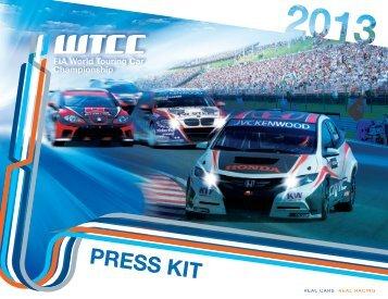 PRESS KIT - WTCC
