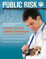 Animal Control liability Challenges - FlipSeek, Inc