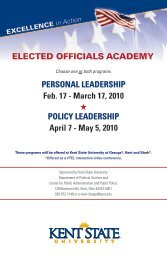 PERSONAL LEADERSHIP Feb. 17 - March 17, 2010 ... - FlipSeek, Inc