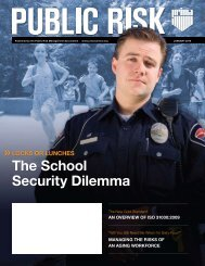 Locks or Lunches The school security Dilemma - FlipSeek, Inc