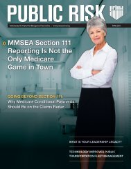 MMSEA Section 111 Reporting is Not the Only ... - FlipSeek, Inc