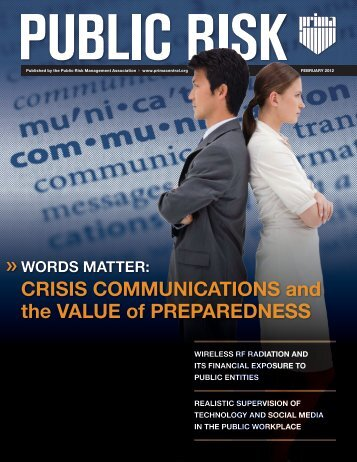CRISIS COMMUNICATIONS and the VALUE of ... - FlipSeek, Inc