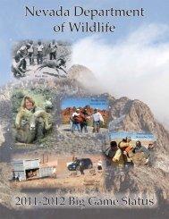 Nevada Department of Wildlife