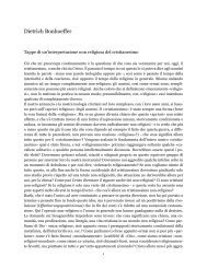 Testamento - IIS Severi-Correnti