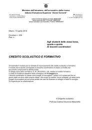 209 - IIS Severi-Correnti