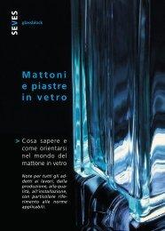 normativa Europea - Seves glassblock
