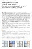 télécharge le catalogue - Seves glassblock - Page 4