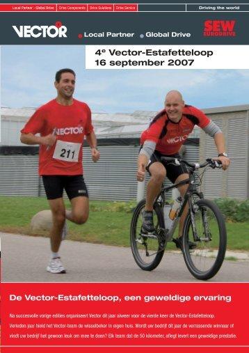 Brochure Vector-Estafetteloop - SEW Eurodrive