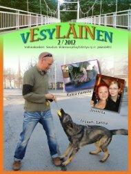 Lehti 2 2012 - SEY Suomen Eläinsuojeluyhdistysten liitto ry