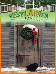 Lehti 3 2012 (pdf) - SEY Suomen Eläinsuojeluyhdistysten liitto ry