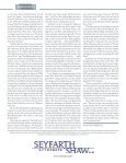 Leap of Faith: How much will Six Sigma pay off for Seyfarth Shaw? - Page 4