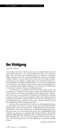 Der Waldgang (PDF)
