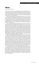 Heft 27, Dezember 2008, Themenheft: Wirtschaft