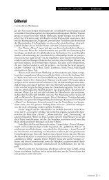 Editorial - Sezession im Netz