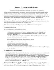 downloadable pdf - Stephen F. Austin State University