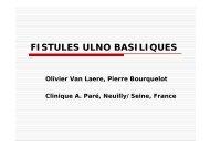 56 Van Laere Cubitale.ppt [Lecture seule] - SFAV