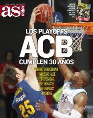 Los Playoffs ACB cumplen 30 años