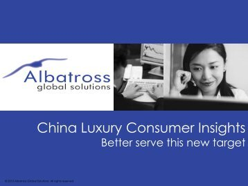 China Luxury Consumer Insights