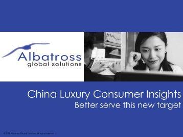 China Luxury Consumer Insights
